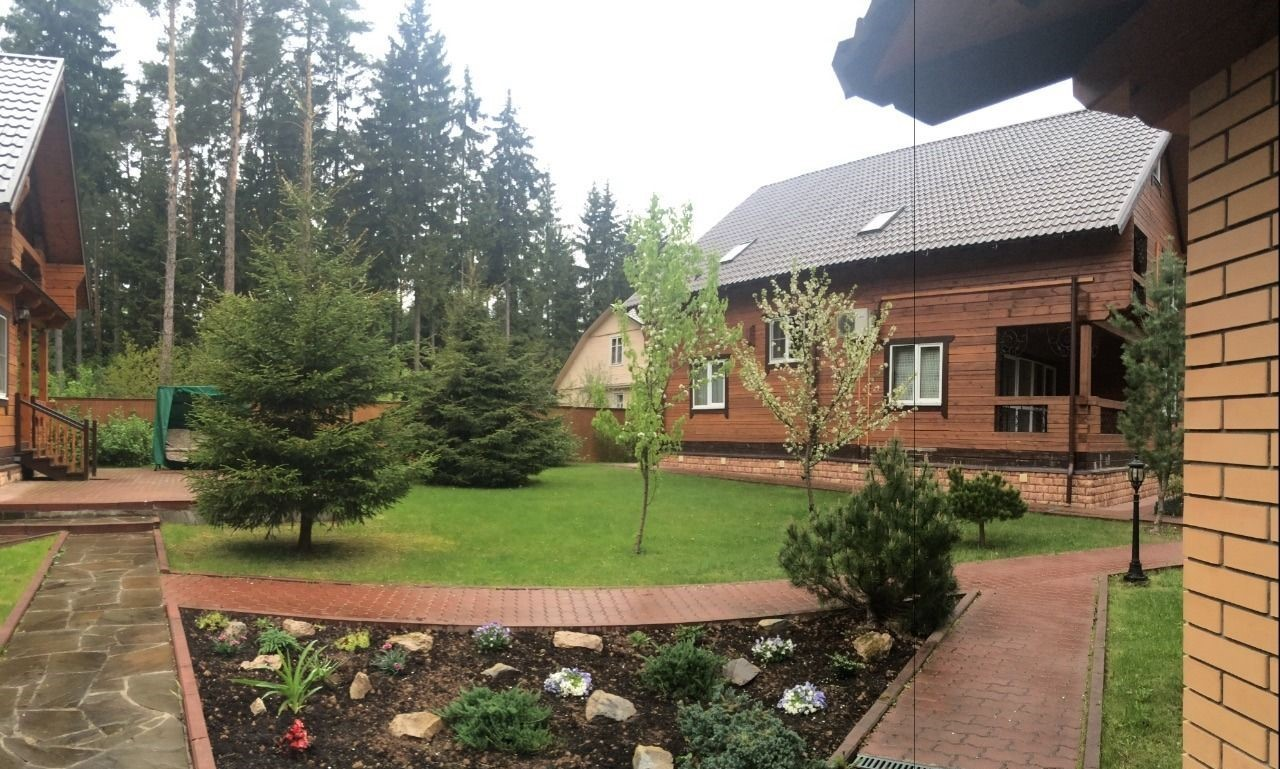 Дом С Участком в аренду по адресу Россия, Московская область, Кленово