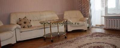 Аренда 2-комнатной квартиры, Москва, Черняховского,  2