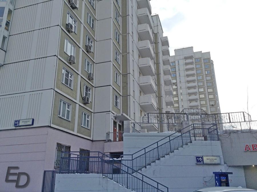 Москва, Варшавское Ш., 16корп.1