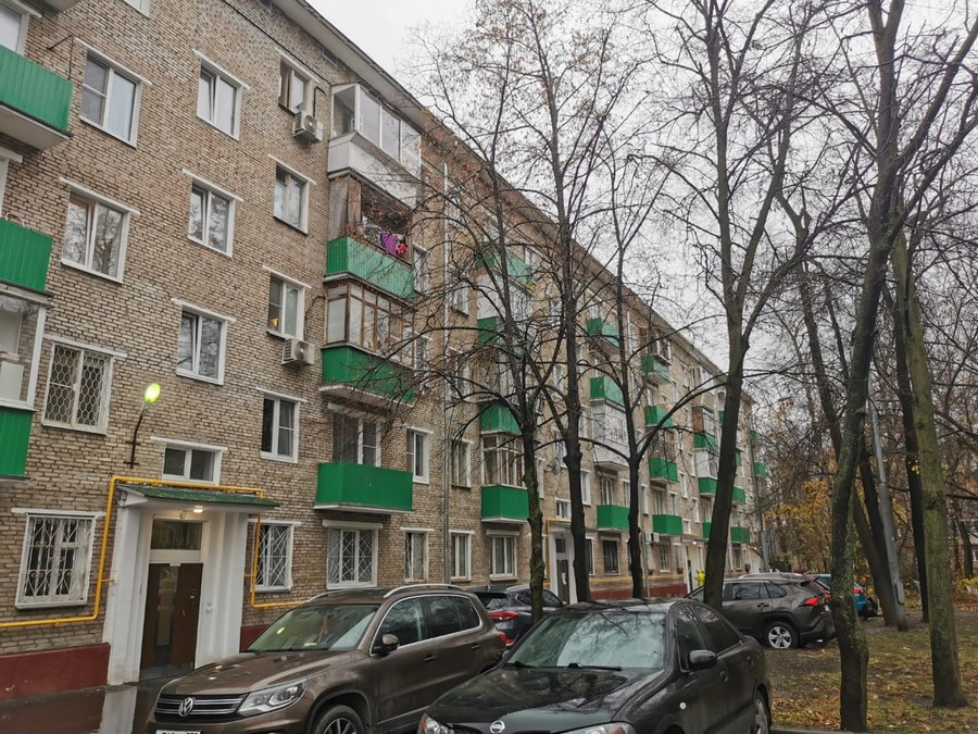 Аренда 3-комнатной квартиры, Москва, Петровско-Разумовский пр,  25корп.1
