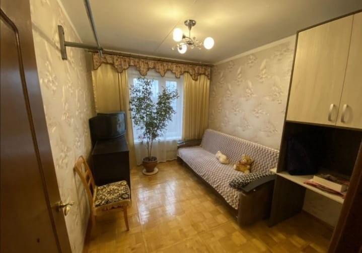 Аренда 3-комнатной квартиры, Москва, Железняка матроса б-р,  19