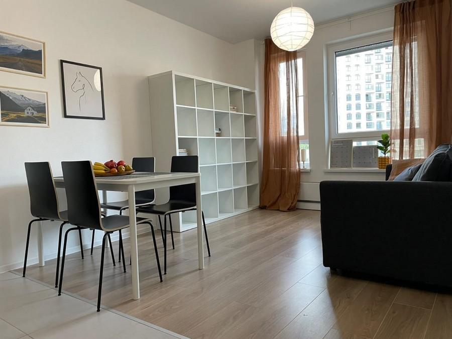 Аренда 2-комнатной квартиры, Москва, Складочная,  8к1